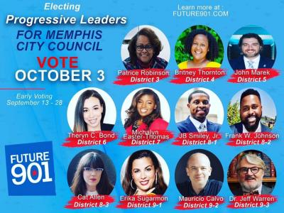 Future901 City Council Endorsement