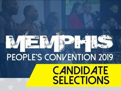 Memphis People's Convention 2019