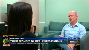 Local advocates unmoved by Trump's threat to deport millions of illegal immigrants