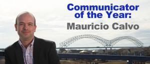 Latino Memphis' Calvo named 'Communicator of the Year'